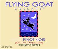 Flying Goat Pinot Noir Salisbury Vineyard